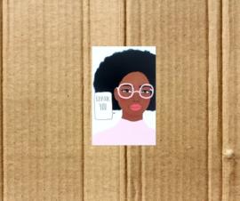 minikaart  bril