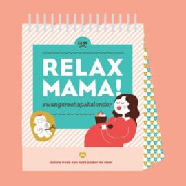 relax mama! zwangerschapskalender