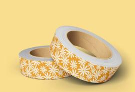 washi tape yellow