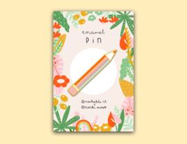 pin pencil