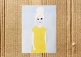 kaart blond