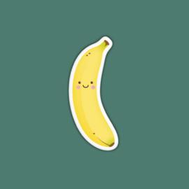 magneet banaan
