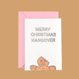 merry christmas hangover