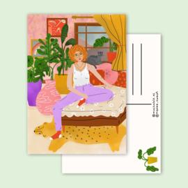 kaart comfy