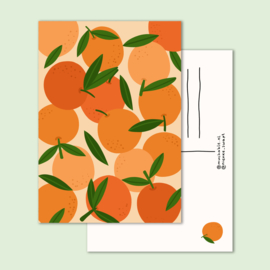 kaart oranges