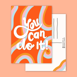 kaart you can do it