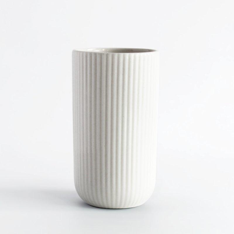 Mok 220 ml | latte | wit