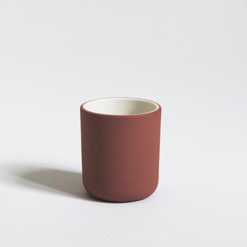 Espressokop 60 ml   terracotta