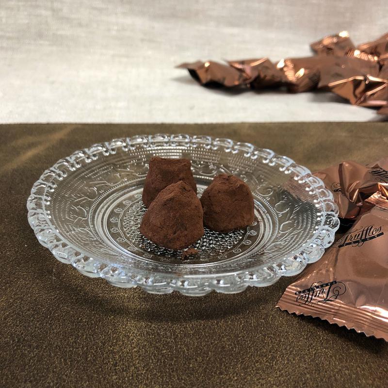 Proefzakje met Truffles