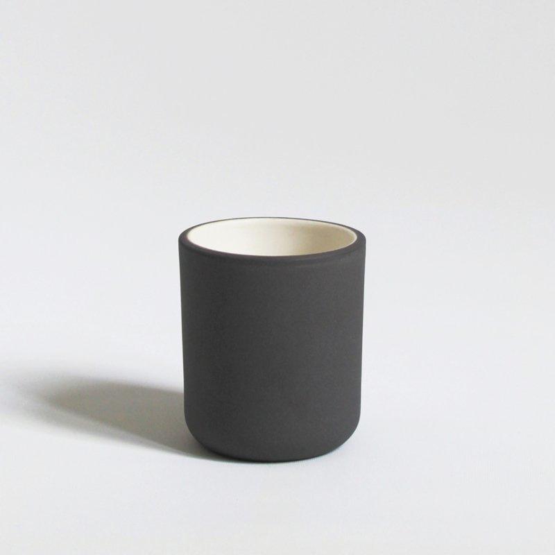 Espressokop 60 ml | donkergrijs