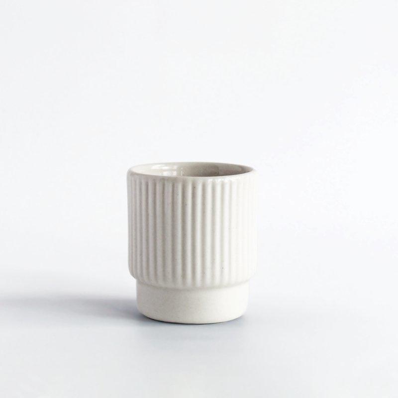 Espressokop 60 ml | espresso | wit