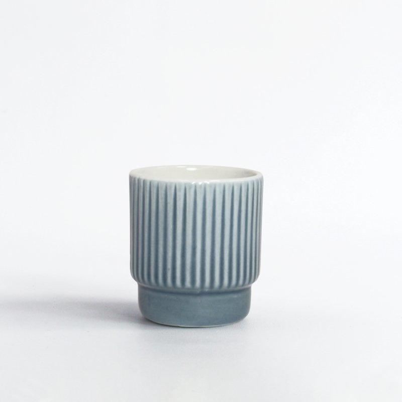 Espressokop 60 ml | Blauw dégradé