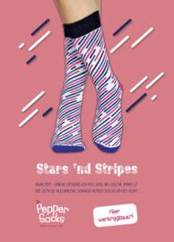 Poster 'Stars 'nd stripes'