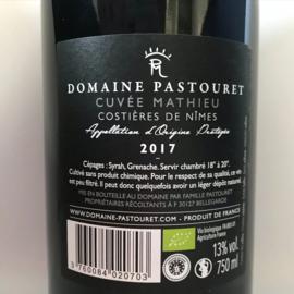 Domaine Pastouret - Cuvée de Mathieu spéciale
