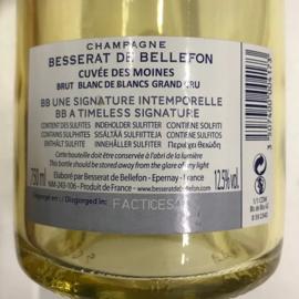 Besserat de Bellefon - Cuvée des Moines blanc de blancs
