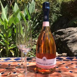 Besserat de Bellefon - Cuvée des Moines rosé