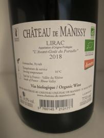 Château de Manissy - Avant-Gout du Paradis