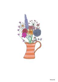 Gek op bloemen!  (6 versies)