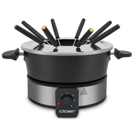 Cloer elektrische fondueset 6679