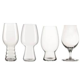 Spiegelau Proeverijkit 'Craft Beer Glasses', 4-delig