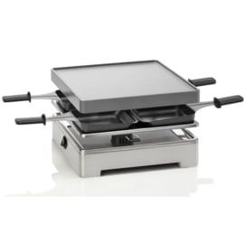 Espressions gourmet- raclette grill square