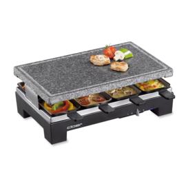 Cloer raclette grill 6420 met natuursteen