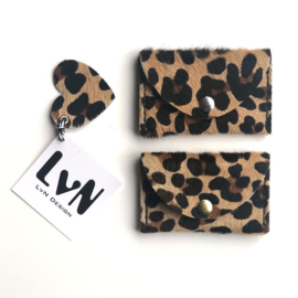 ❥ Mini Purse Panther