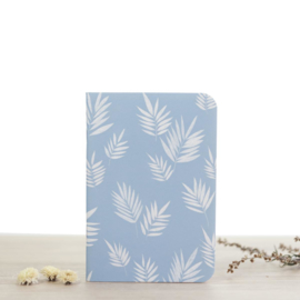 ❥ A6 NOTEBOOK - AARON - RULED PAGES