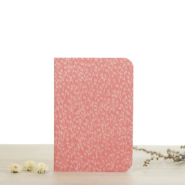 ❥ A6 NOTEBOOK - AURÉLIE - RULED PAGES