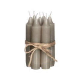 ❥ Candle taupe