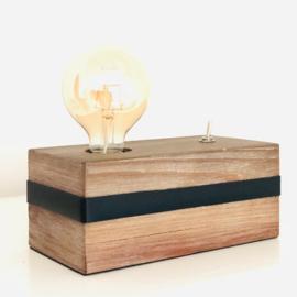 ❥ Wood lamp