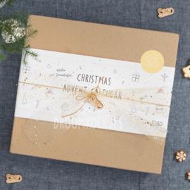 Kerst ADVENT kalender *nieuwe LIMITED editie*  (incl verzenden)