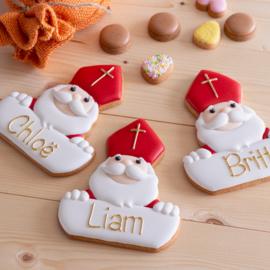 Sinterklaas naam label*