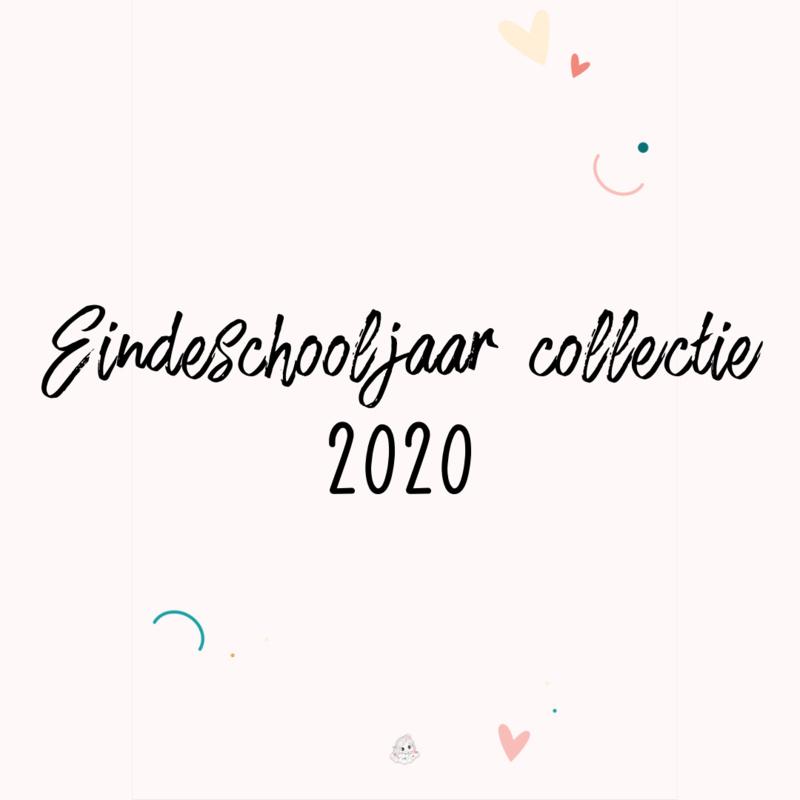 Eindeschooljaar 2020