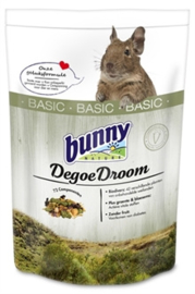 BUNNY NATURE DEGUDROOM BASIC 1,2 KG