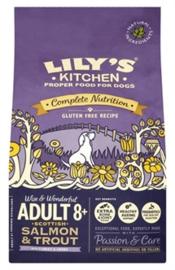 Lilly's Kitchen Dog Senior Turkey/ Trout 2,5 kg