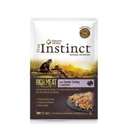 True Instinct High In Meat Adult Turkey Fillets 70 gr