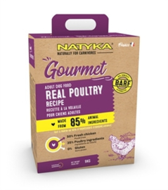 Natyka Gourmet Adult Poultry 9 kg
