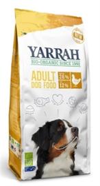 YARRAH DOG 100% BIOLOGISCHE BROK KIP 15 KG