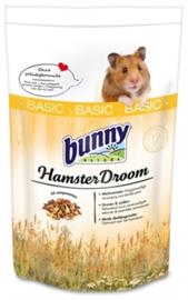 BUNNY NATURE HAMSTERDROOM BASIC 600 GR