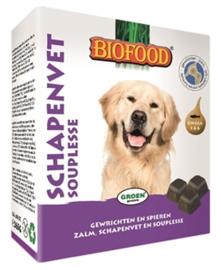 BIOFOOD SCHAPENVET MAXI BONBONS SOUPLESSE 40 ST