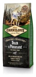 CARNILOVE DUCK / PHEASANT ADULT 12 KG