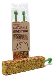 Rosewood Naturals Aardbei Sticks 120 gr