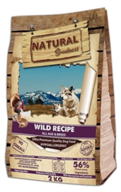 Natural Greatness Wild Recipe 2 kg