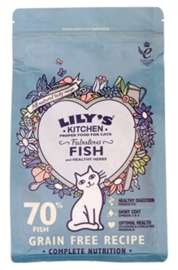 Lilly's Kitchen Cat Fisherman's Fish 800 gr