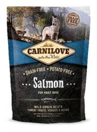 CARNILOVE SALMON ADULT 1,5 KG