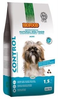 BIOFOOD CONTROL SMALL BREED 1,5 KG