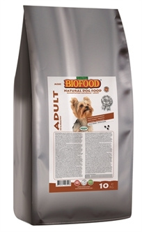 BIOFOOD ADULT SMALL BREED 10 KG