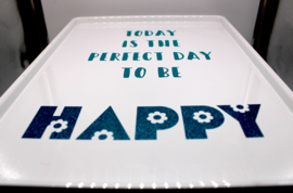 Today is the perfect day to be HAPPY!!!