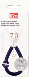 Kabelnaalden Yoga antislip 7,00mm 1 stuk